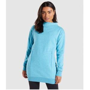 Gymshark Dusky Teal So Soft Sweater